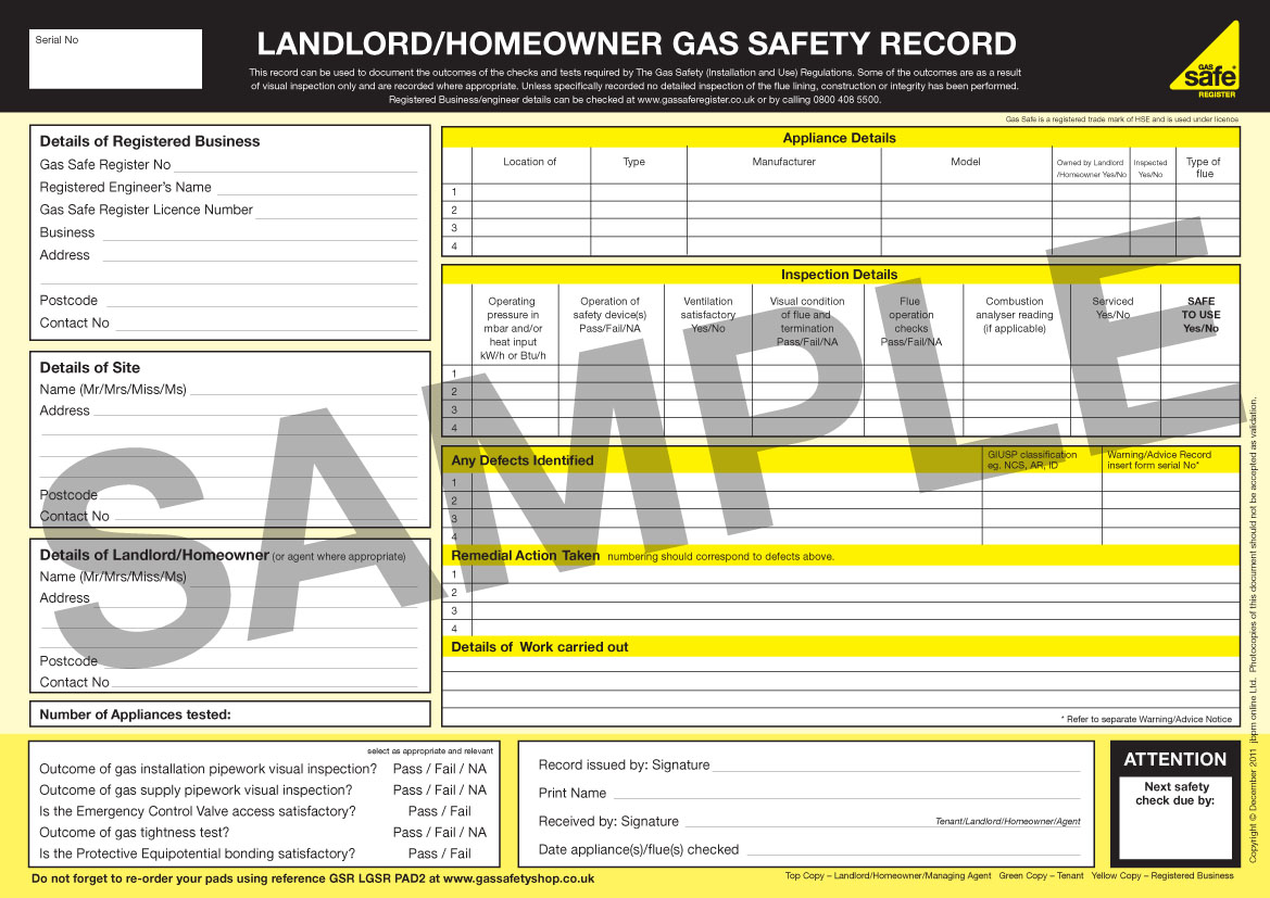 landlord-gas-certificates-essex